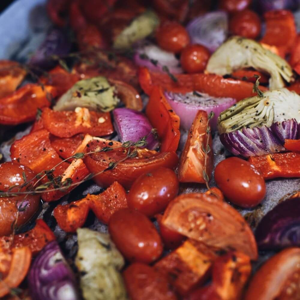vegetables cooked perfectly cmicro